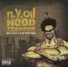 NEW - Hood Treason (Deluxe 2 CD Edition) by NYOil