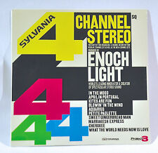 Enoch Light & Project 3 - LP Album Quadraphonic GTE Sylvania Promo New In Box!!
