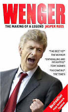 Wenger: The Making of a Legend by Jasper Rees (Paperback, 2004)