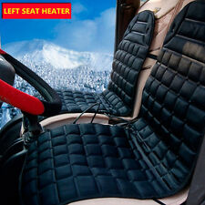 LEFT Universal Thermal Pad Heated Car Seat Cover Padded Front Seat Warmer Heater