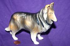Vintage Ceramic Collie Dog - Lassie