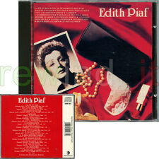 """EDITH PIAF RARE """"SAME"""" CD ITALY ONLY - OUT OF PRINT"""