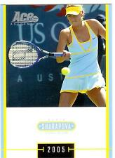 2005 ACE JAPAN HOLIDAY MARIA SHARAPOVA RC #MS-8 ROOKIE SPECIAL EDITION