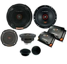 "QRS6K3 - Cadence 6.5"" 100W RMS QRS 3-Way Component Speakers System (qrs63k)"