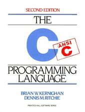 The C Programming Language (2nd Edition) (Paperback), Kernighan, . 9780131103627