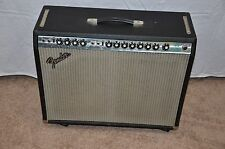 Fender Twin Reverb Amplifier, 1974 Silverface with Master Volume