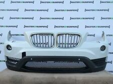 BMW X1 E84M LCI [FACE LIFTING] FRONT BUMPER IN WHITE [B133]