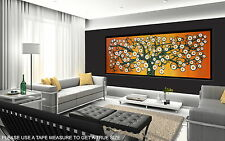"150cm x 50cm on CANVAS PRINT ART PAINTING ""TREE OF LIFE"" LANDSCAPE  ABORIGINAL"