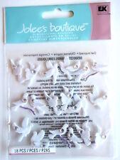 JOLEE'S BOUTIQUE STICKERS - WEDDING DOVES REPEATS