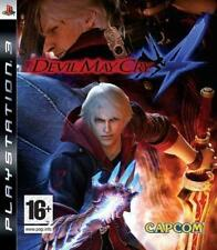 Devil May Cry 4 DMC4 PS3 Playstation 3 New and Sealed
