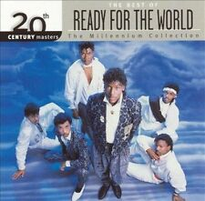 READY FOR THE WORLD  Best of CD 20TH CENTURY MILLENNIUM RARE OOP