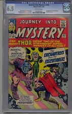 JOURNEY INTO MYSTERY #103 CGC 6.5 OFF-WHITE PAGES 1ST ENCHANTRESS