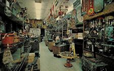 Lever Arms Service and Antiques in Vancouver BC Canada Postcard