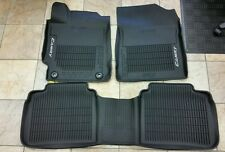 2015-2017 Toyota CAMRY/CAMRY HYBRID 3PC ALL-WEATHER Floor Mats, PT908-03155-20