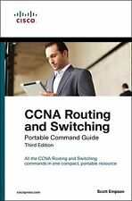 Portable Command Guide: CCNA Routing and Switching by Scott Empson (2013,...