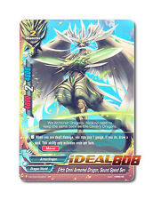 Buddyfight x 1 Fifth Omni Armored Dragon, Sound Speed Sen [H-BT04/0009EN RR (FOI