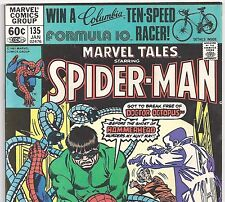 The Amazing Spider-Man #158 Reprint in MARVEL TALES #135 from Jan. 1982 in Fine+