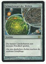 Schmelztiegel der Welten / Crucible of Worlds  - 10th EDITION - deutsch (good +)