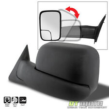 94-01 Dodge Ram 1500 94-02 2500 3500 Tow Extend FlipUp MANUAL DRIVER SIDE MIRROR