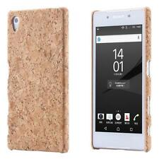 Sony Xperia Z3 CORK CASE  WOOD NATURE COVER
