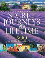 SECRET JOUR - KEITH BELLOWS NATIONAL GEOGRAPHIC SOCIETY  (U. S.) (HARDCOVER) NEW