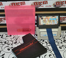 Strip Poker Famicom NES with Game Converter * RARE * Tested & Works