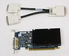 PNY NVIDIA GeFORCE 8400 GS 512MB x16 PCIe LOW PROFILE GRAPHICS CARD W/CABLE