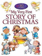 Candle Bible for Toddlers: My Very First Story of Christmas by Juliet David...