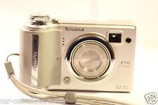 Fujifilm FinePix 5.2mp E Series e510 Fotocamera Digitale-Argento