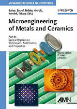 Microengineering of Metals and Ceramics, Henry Baltes