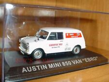 "AUSTIN MINI VAN 850 1:43 ""EBRO"" MINT WITH BOX!!!"