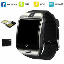 Touch Screen Bluetooth Smart Wrist Watch For Samsung Galaxy Note 5 4 S7 S6 S5 S4