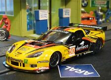 NSR CORVETTE C6R McDonald´s in 1:32 auch für Carrera Evolution   800010AW