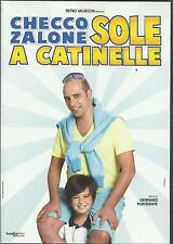 Sole a catinelle (2013) DVD