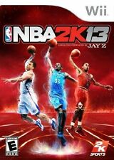 NBA 2K13   --  Nintendo Wii Game w/ Case  ***Guaranteed*** 2013