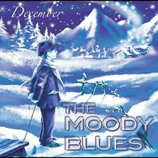 The Moody Blues December Christmas CD Brand New Sealed !!