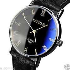 Luxury Brand YAZOLE Business Watches Men Fashion Roma Scale Casual Quartz Watch