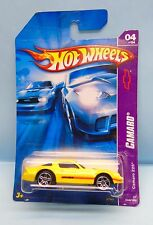 2497 HOT WHEELS / CARTE US / 2006 NEW MODELS / CAMARO Z28 1/64