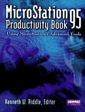 MicroStation 95 Productivity Book by Riddle, Kenneth W.