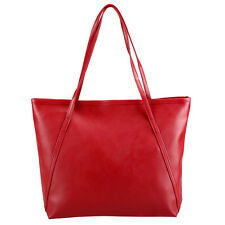 Women Leather Hand/Shoulder Bag Vintage Style (Red) COD PAYPAL