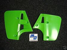 Kawasaki KX 500 1987 UFO Green Radiator covers