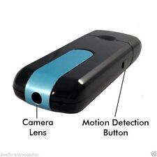 USB Mini NASCOSTA VIDEO SPY VIDEOCAMERA REGISTRATORE DVR Camcorder FLASH SD MICRO U8