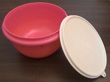 Tupperware Pengschüssel 2 l Peng Rührschüssel + Deckel Rosa Pink Neu OVP