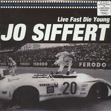 Stereophonic Space Sounds - JO Siffert: Live Fast Die (Vinyl LP - US - Original)