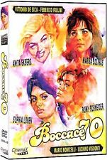 Boccace 70 1962 by Felini, Visconti, DeSica  and Monicelli All Reg DVD US Seller