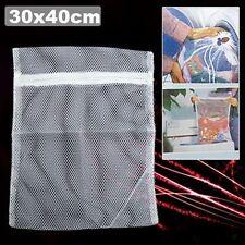 2 x Zipper mesh Delicates LINGERIE Abiti Lavaggio Bucato Lavatrice SACCHETTO ordinata