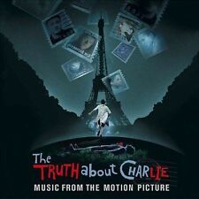 The Truth About Charlie Rachel Portman, Various Artists Audio CD