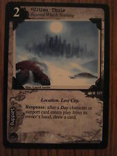 CALL OF CTHULHU CCG: FORGOTTEN CITIES: RARE CARD: ULTIMA THULE - BEYOND WHICH