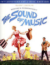 NEW The Sound of Music Blu-ray Disc 2015 2-Disc Set Edition Includes Digital...