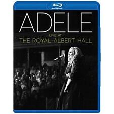 ADELE LIVE AT THE ROYAL ALBERT HALL CD & BLU-RAY ALL REGIONS NEW